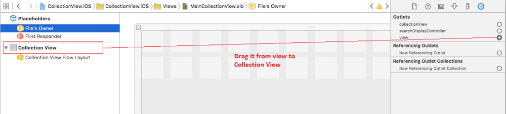 MainCollectionView