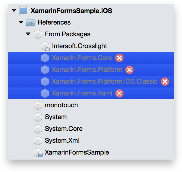 Intersoft Solutions - Migrating from Xamarin Forms to