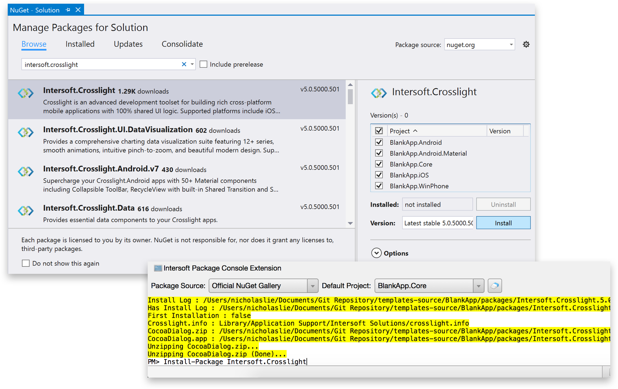 introduction-to-crosslight-nuget-packages.png